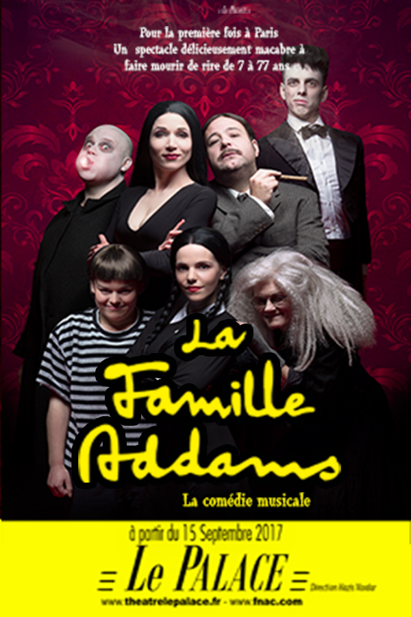 spectacle pour famille